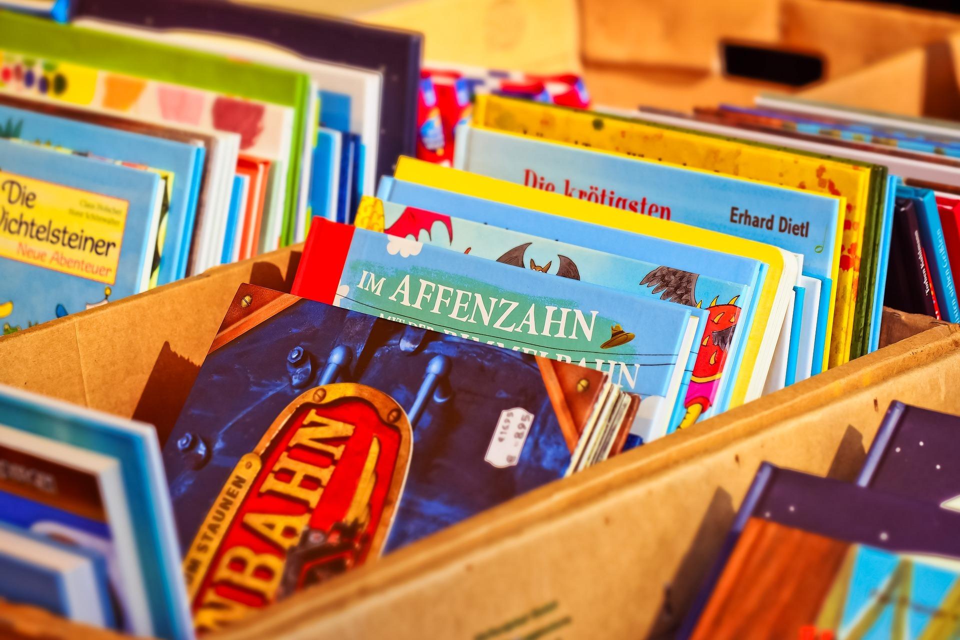 Perché leggere libri ai bambini?